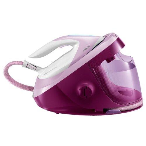 Парогенератор Philips GC8950/30 PerfectCare Expert Plus фиолетовый/розовый/белый