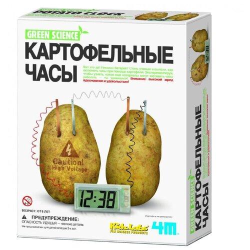 Купить Набор 4M Картофельные часы 00-03275, Наборы для исследований