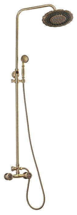 Душевая стойка Bronze de Luxe 10118DF