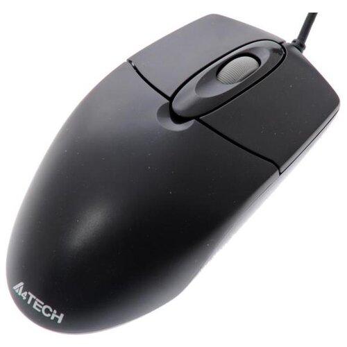 Мышь A4Tech OP-720 Black USB мышь a4tech op 720 white ps 2