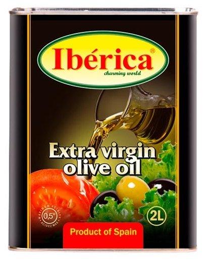 Iberica Масло оливковое extra virgin, жестяная банка