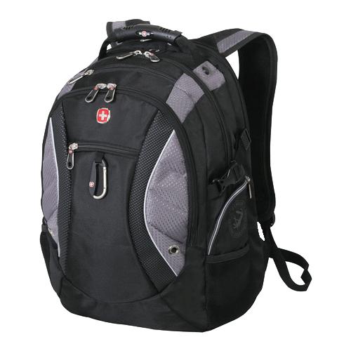 Купить Рюкзак WENGER 1015215 черный/серый