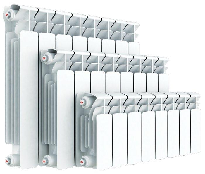 Радиатор секционный биметаллический Rifar Base 350