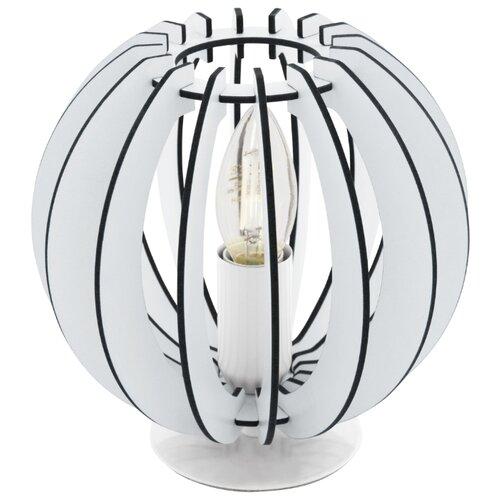 Настольная лампа Eglo Cossano 95794, 40 Вт настольная лампа eglo 94956 cossano