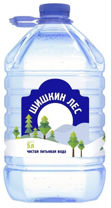 Вода Шишкин Лес негазированная, 5л