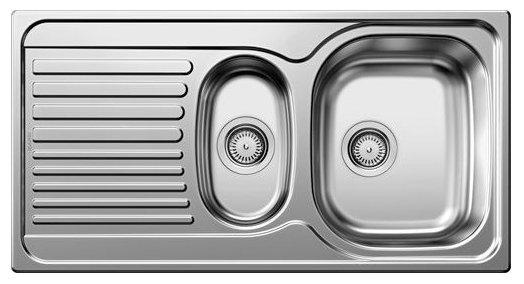 Врезная кухонная мойка Blanco Tipo 6S Basic
