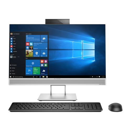 Моноблок HP EliteOne 800 G4 (4KX70EA) Intel Core i5-8500/8 ГБ/SSD/Intel UHD Graphics 630/23.8/1920x1080/DVD-RW/Windows 10 Professional 64 моноблок hp eliteone 1000 g1 27 uhd core i5 7500 4gb 256gb ssd kb m win10pro