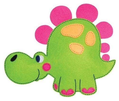 Feltrica Набор для изготовления мягкая игрушка Динозавр (4627130653263)