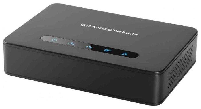 Grandstream Адаптер для VoIP-телефонии Grandstream HT814