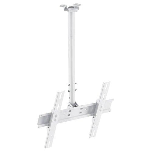 Фото - Кронштейн на потолок Holder PR-101 белый holder pr 101 black кронштейн для тв