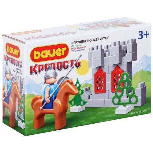 Конструктор Bauer Крепость 460 Всадник, Конструкторы  - купить со скидкой