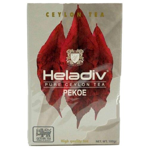 Чай черный Heladiv Pekoe OD, 100 гЧай<br>