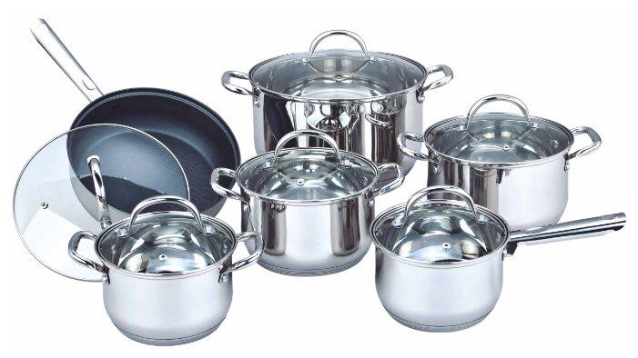 Набор посуды Bekker BK-2881, 12 предметов