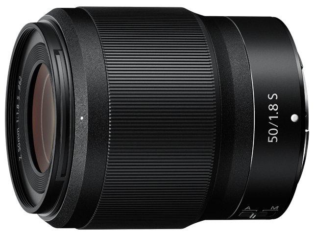 Объектив Nikon 50mm f/1.8S Nikkor Z