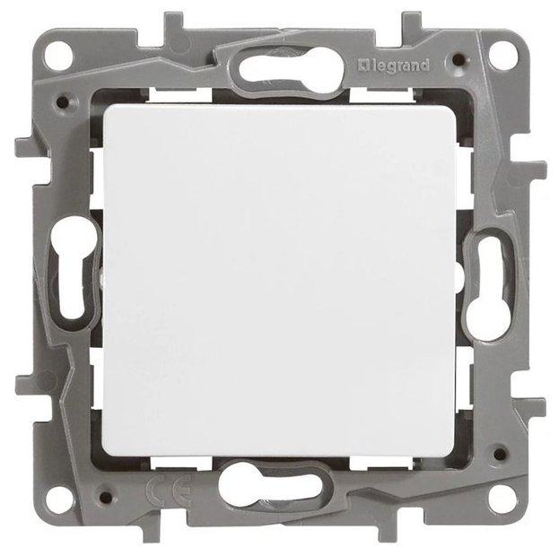 Выключатель / переключатель Legrand Etika 672201, 10А , белый
