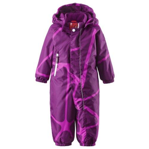 Купить Комбинезон Reima Seurue 510224B размер 80, фиолетовый, Теплые комбинезоны