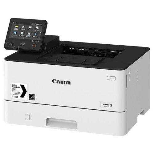 Принтер Canon i-SENSYS LBP215x белый/черный
