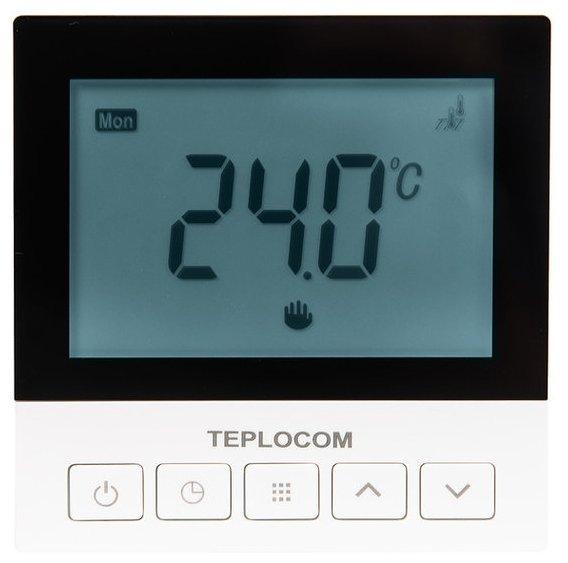 Терморегулятор TEPLOCOM TSF-Prog-220/16A