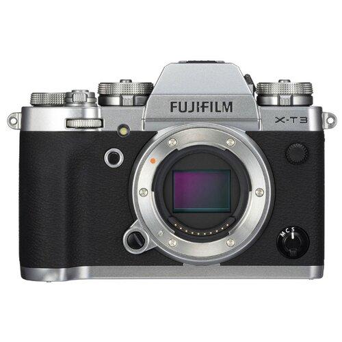Фото - Фотоаппарат Fujifilm X-T3 Body серебристый цифровой фотоаппарат fujifilm x a5 body silver