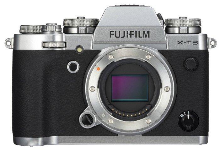 Fujifilm Фотоаппарат со сменной оптикой Fujifilm X-T3 Body