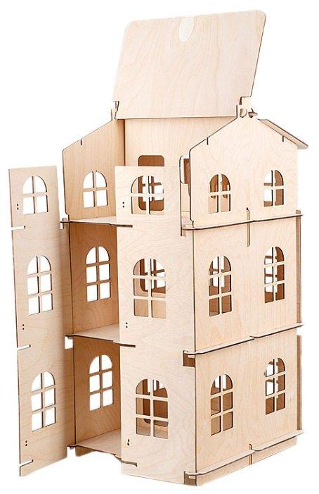 DOMIK.TOYS кукольный домик Совёнок-Барни