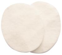 Ватные диски Premial для детской гигиены (овальные) 40 шт. пакет