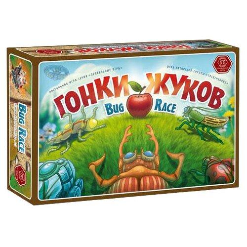 Настольная игра Правильные игры Гонки жуков недорого