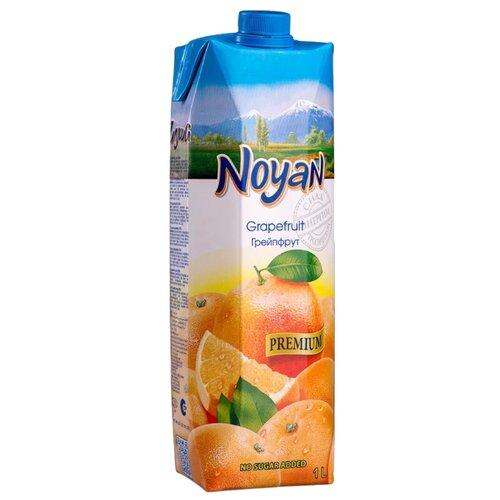 Сок Noyan Грейпфрут, без сахара, 1 л noyan яблочный сок premium 200 мл