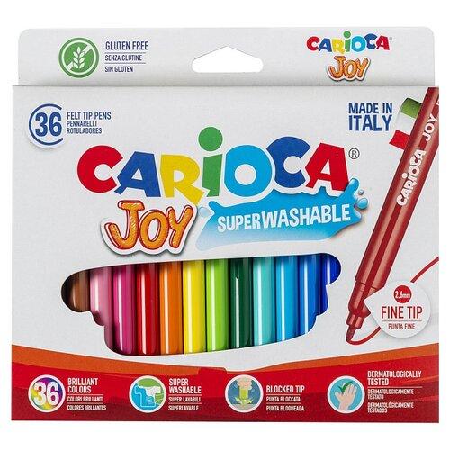 Carioca Фломастеры Joy 36 шт. (40616)Фломастеры<br>