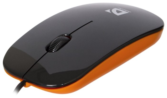 Мышь defender NetSprinter 440 BO Black-Orange USB
