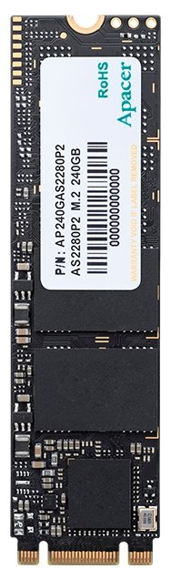 Твердотельный накопитель Apacer AS2280P2 240GB