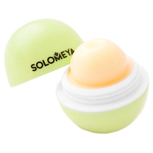 Solomeya Бальзам для губ с ароматом Ананаса solomeya бальзам для губ полноразмерный продукт