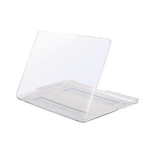 Купить Чехол-накладка UVOO пластиковая накладка MacBook 13 Retina | Hardshell прозрачный