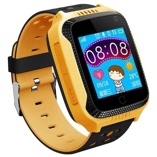 Фото - Детские умные часы Smart Baby Watch Q528 желтый часы smart baby watch s4 зеленый