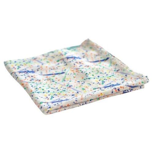 Купить Многоразовые пеленки TinyTwinkle хлопок 120х120 краски, Пеленки, клеенки