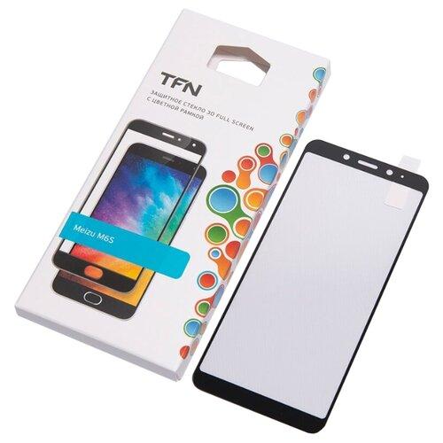 Защитное стекло TFN 2.5D для Meizu M6S черный