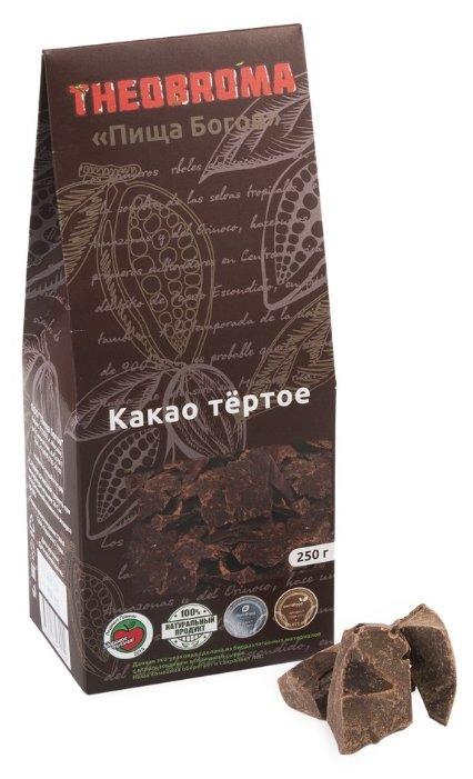 Theobroma Пища богов Какао тертое в кусочках