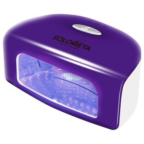 Купить Лампа LED Solomeya Professional Super Arch 9G 9 Вт фиолетовый/белый