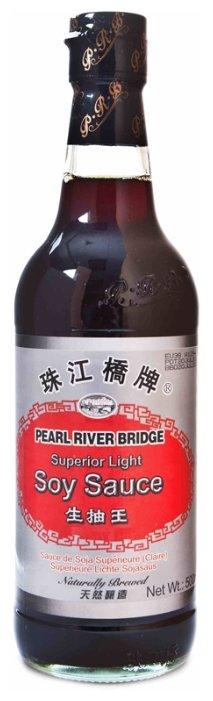 Соус Pearl River Bridge Соевый светлый, 500 мл