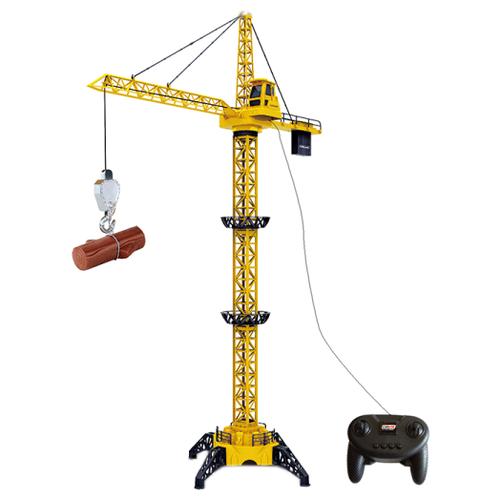 Купить Подъемный кран CARLINE GT9683 желтый/черный, Радиоуправляемые игрушки