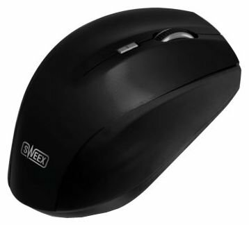 Мышь Sweex MI701 Bluetooth Laser Mouse Black Bluetooth