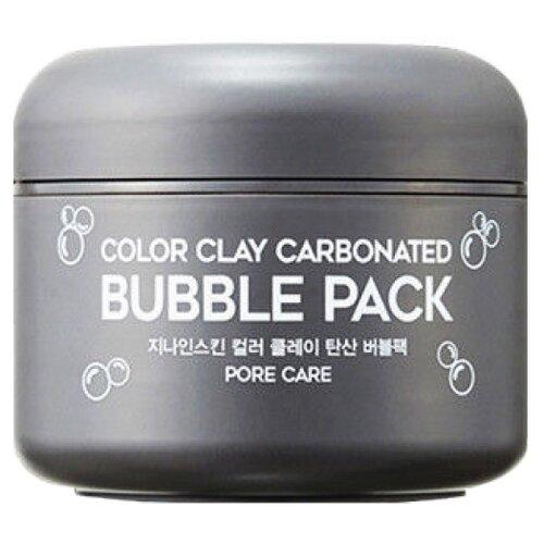G9SKIN Color Clay глиняная пузырьковая маска, 100 мл a pieu маска пенка глиняная phytoncide clay pack to foam 100 г