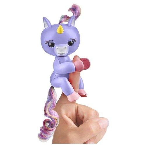 Купить Интерактивная игрушка робот WowWee Fingerlings Единорог алика, Роботы и трансформеры