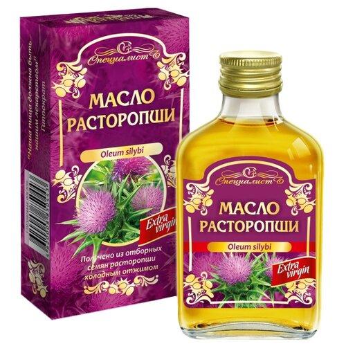 Специалист масло расторопши, 0.1 л