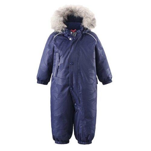 Купить Комбинезон Reima Aaren 510233 размер 80, синий, Теплые комбинезоны