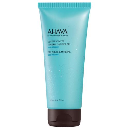 Гель для душа AHAVA Deadsea water Sea-kissed, 200 мл минеральный гель для душа ahava time to energize 200 мл