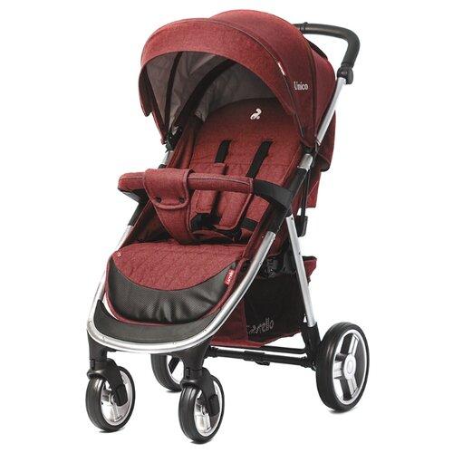 Купить Прогулочная коляска CARRELLO Unico CRL-8507 deep red, Коляски