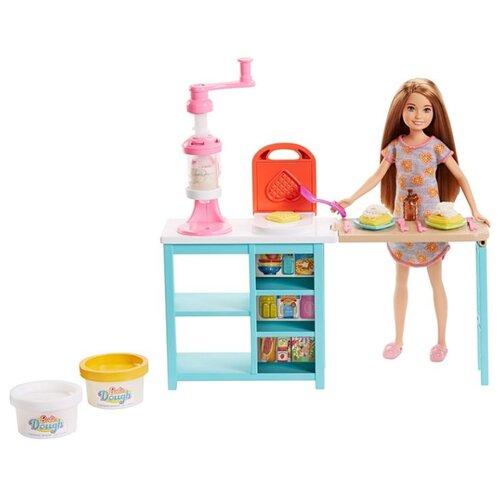 Купить Кукла Barbie Завтрак со Стейси, FRH74, Куклы и пупсы