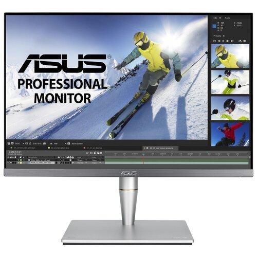 Купить Монитор ASUS ProArt PA24AC 24.1 серебристый/черный