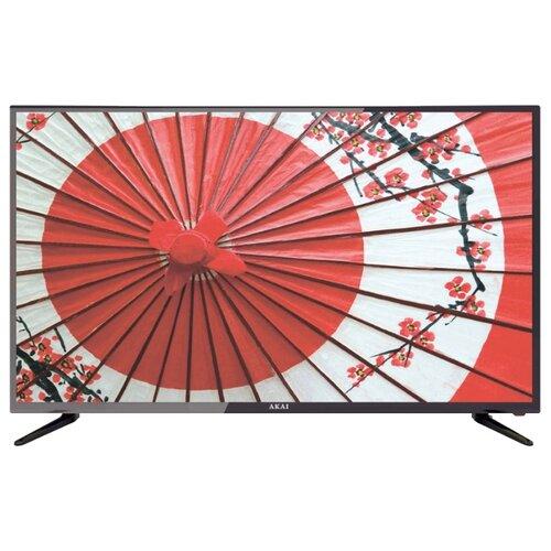 Телевизор AKAI LES-52Х93М 52 (2018) черный led телевизор akai lea 32 d 85 m